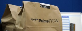 Diario milanese. La spesa online. Esselunga vs. Amazon Prime Now